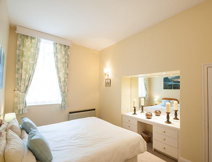 Kingsley's bedroom
