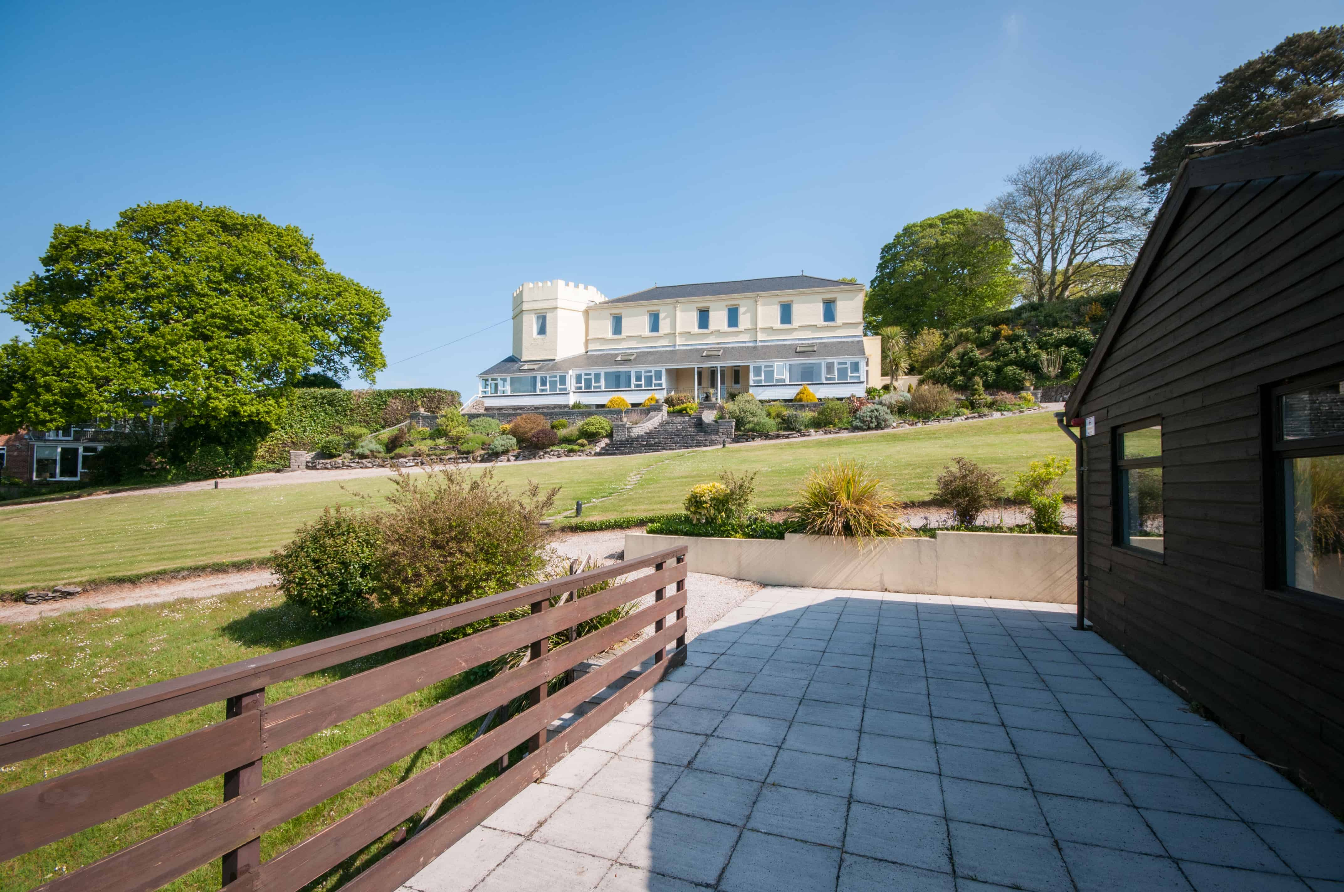 Kingswear Park Club | Self-catering holiday apartments in Devon